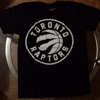 M Black Raptors Shirt
