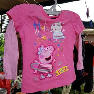 Brand New Peppa Pig Top