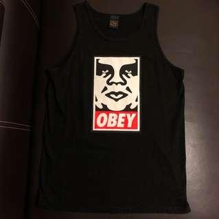 OBEY 背心 黑