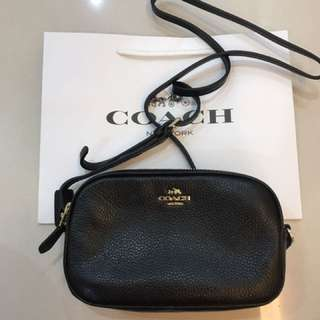 Authentic Coach sling bag crossbody bag Handbag
