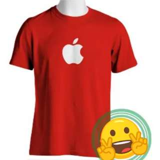 Apple logo (Red)