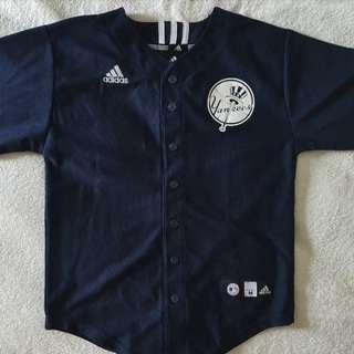 Adidas Yankees Baseball Tee