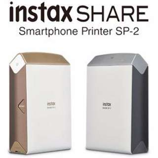 [PROMO] CHEAPEST FUJIFILM INSTAX SHARE PRINTER SP2 PORTABLE MOBILE PHOTO PRINTER INSTAX FILM POLAROID LOMOGRAPHY