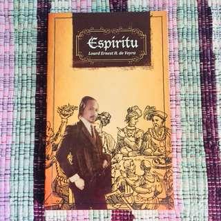 ESPIRITU by: Lourd De Veyra