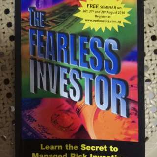 The fearless investor: Learn the secret to managed risk investing