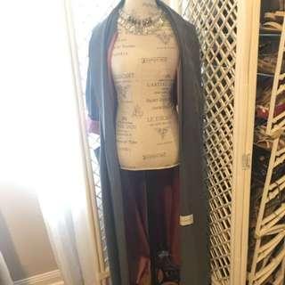 #BlackFriday50  Melanie Lynn Full Length Jacket
