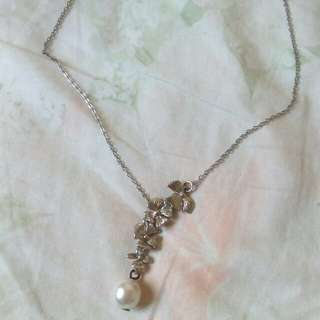 Swap with other silver necklace!