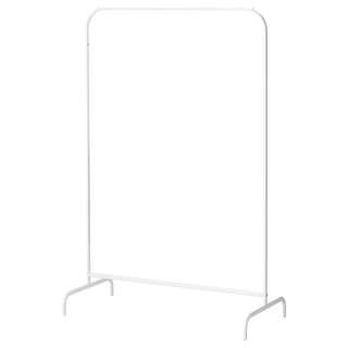MULIG Clothes rack White 99x46 cm