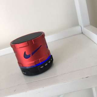 Colour changing Thailand Nike speaker