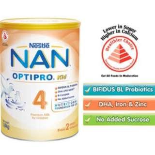 Nestle Nan 4 1.8kg