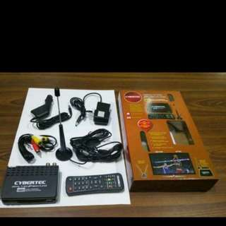 TV PLUS ISDBT DIGIBOX MEDIA PLAYER BLACK BOX