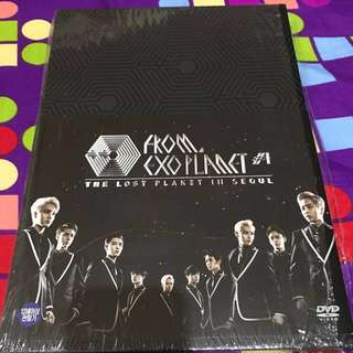 [OFFICIAL] The Lost Planet In Seoul DVD EXO