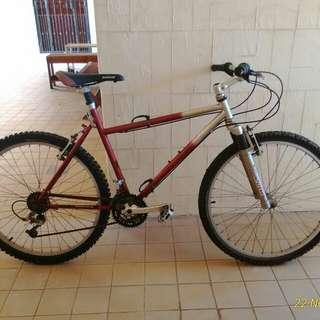 Dahon foldable mountain bike cheap