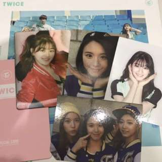TWICE PAGE TWO MINT VER unsealed album