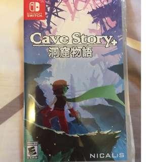 Switch Cave Story 洞窟物語 全新