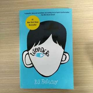 Wonder Secondary 1 Literature Book
