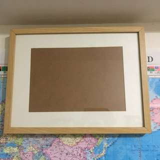🚚 42x32.5cm (29x20cm)掛式玻璃相框🖼️