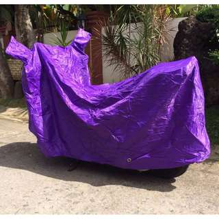 Universal Motorcycle Cover Big Size PURPLE