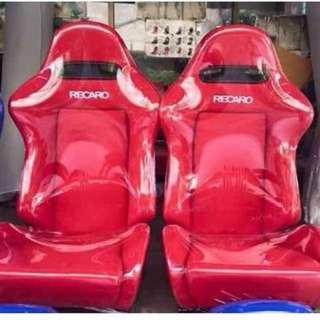 Seat Bucket Recaro