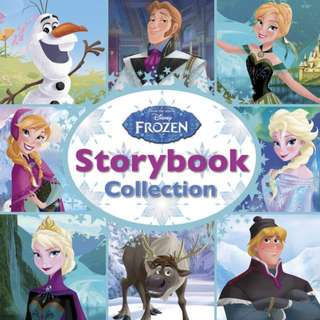 [NEW] Disney Frozen Storybook Collection