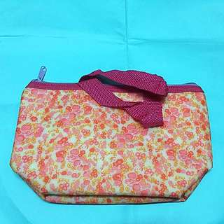 Frozen Bag (flower pattern)