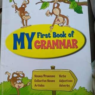 My first book of grammar