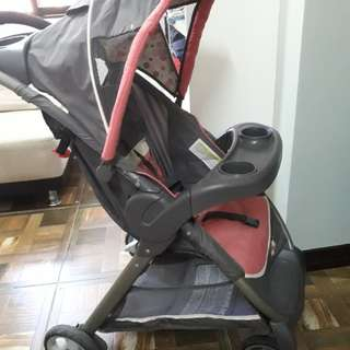 Graco stroller (barely used)