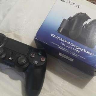 Dualshock 4 V2 & Sony Charger