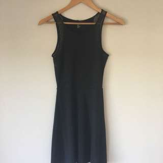 Black H&M dress size Xs