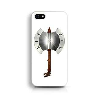 Kapak Naga Geni 212 iPhone 5 - 5s - SE Custom Hard Case