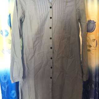 H&M LONGSLEEVE DRESS ❤️PRELOVED♥️