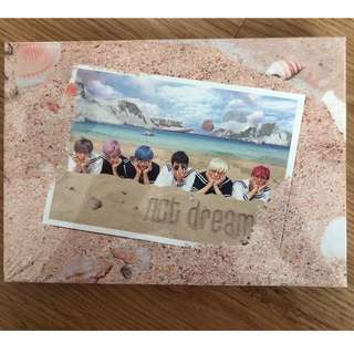NCT DREAM We Young album sealed