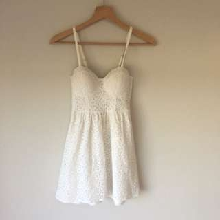 Dotti size 8 summer dress