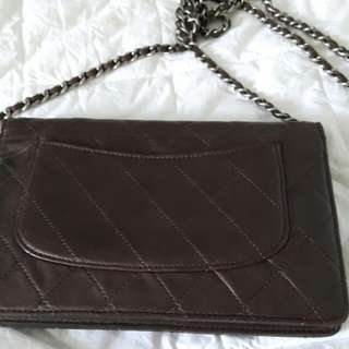 Chanel Reissue Wallet On Chain