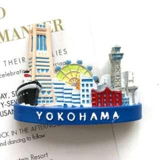 REF MAGNET YOKOHAMA JAPAN