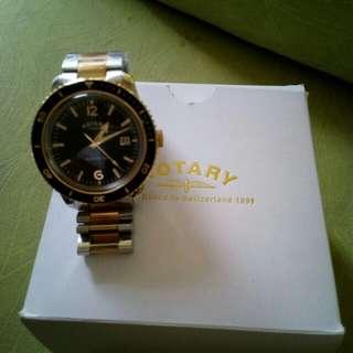 Rotary beautiful watch