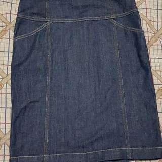 Bayo Denin Skirt