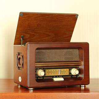 classical radio with cd player