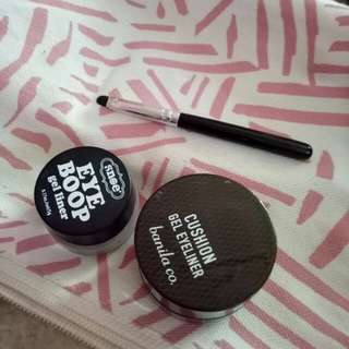 Gel eyeliner (branded)