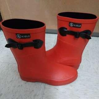 Aigle 雨靴女裝38碼