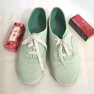 Sepatu Keds CH OX Brook Green with box size 24cm