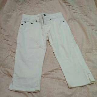 50% Uniqlo Denim Pants