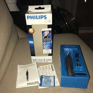 Perlengkapan laki laki/ man untuk cukur bulu hidung/ telinga, Nose and ear trimmer NT 9110 NEW