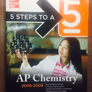 5 steps to AP Chemistry