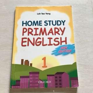 Primary 1 English