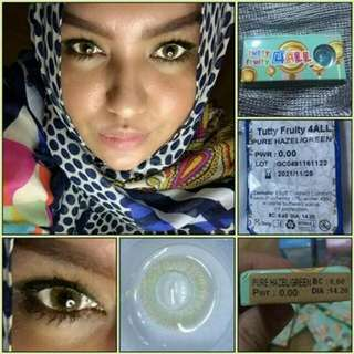Softlens Tutty Fruity 4all