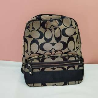 Auth Coach Backpack