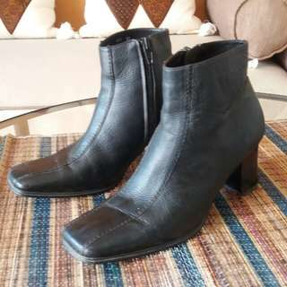 Boots full Leather Saffana