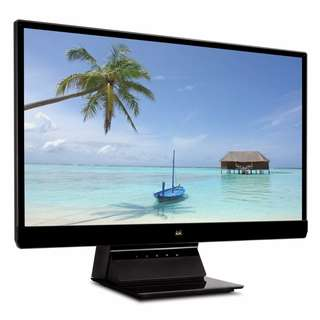 "ViewSonic 23"" Inch Widescreen IPS PANEL LCD Monitor VX2370Smh (Refurbished) Grade C"