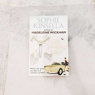 The Wedding Girl by Sophie Kinsella.